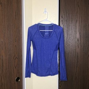 Zella Activewear | Long Sleeve Athletic Top | XS